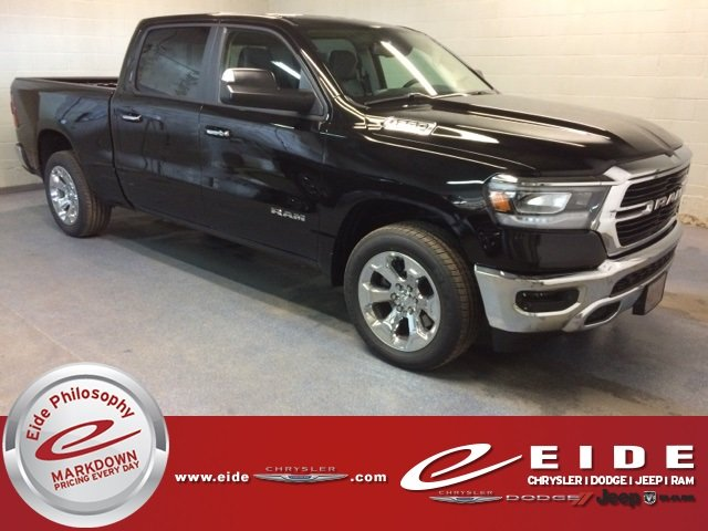 Lease this 2019, Black, Ram, 1500, Big Horn/Lone Star