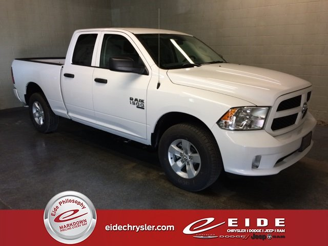 Lease this 2019, White, Ram, 1500 Classic, Express