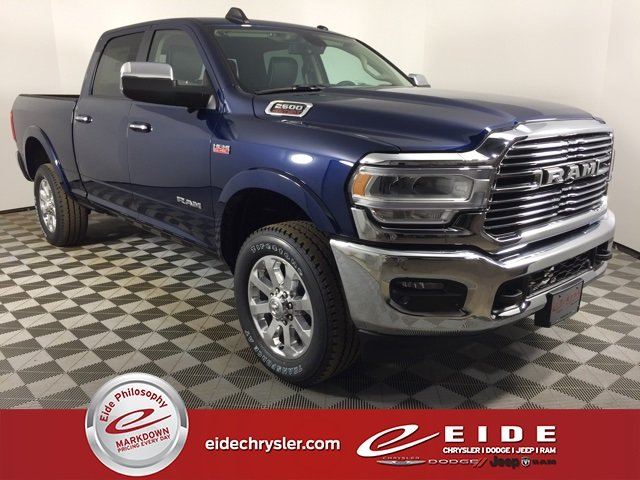 Lease this 2019, Blue, Ram, 2500, Laramie