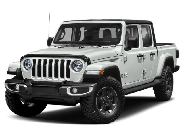 Lease this 2020, White, Jeep, Gladiator, Sport S