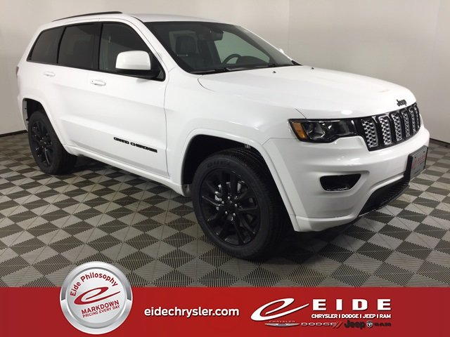 Lease this 2020, White, Jeep, Grand Cherokee, Altitude