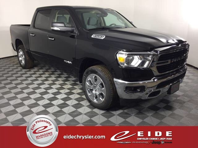Lease this 2020, Black, Ram, 1500, Big Horn