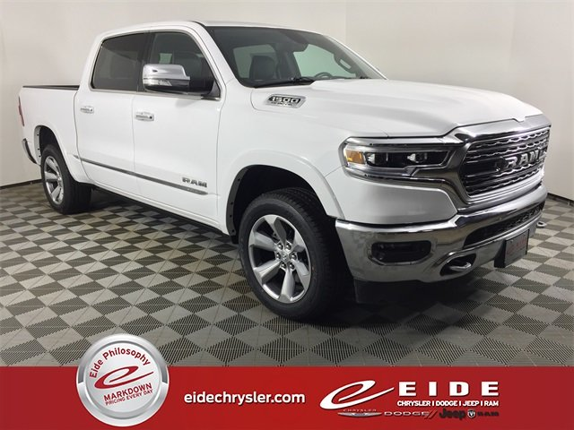 Lease this 2020, White, Ram, 1500, Limited