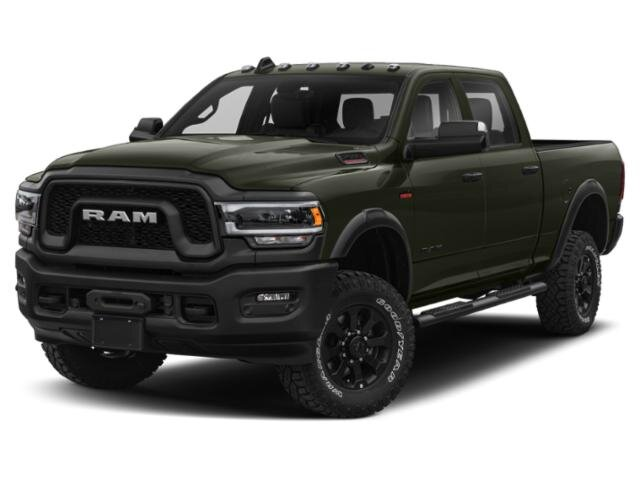 Lease this 2020, Green, Ram, 2500, Power Wagon