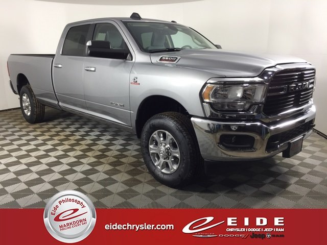 Lease this 2020, Silver, Ram, 3500, Big Horn