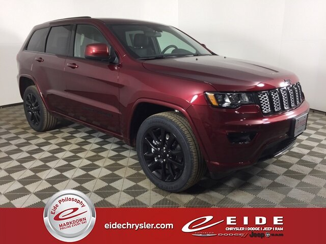 Lease this 2021, Red, Jeep, Grand Cherokee, Laredo X