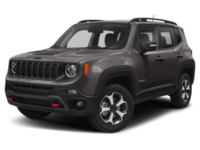 Lease this 2021, Gray, Jeep, Renegade, Trailhawk