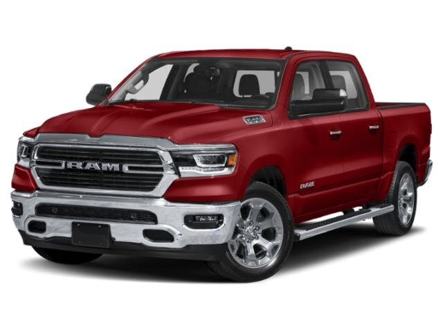 Lease this 2021, Red, Ram, 1500, Big Horn