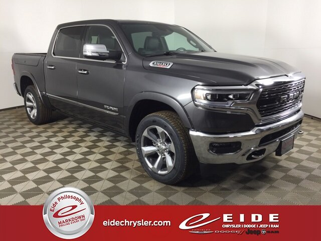 Lease this 2021, Gray, Ram, 1500, Limited