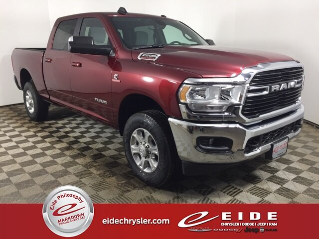 Lease this 2021, Red, Ram, 2500, Big Horn