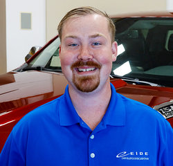 Sales Consultant Mitchell Quast in Sales at Eide Chrysler