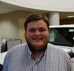 Sales Consultant Ashton Johnson in Sales at Eide Chrysler