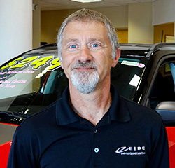 PARTS ADVISOR Brian Fall in Parts at Eide Chrysler