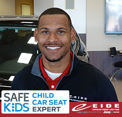 Internet Sales Consultant Drelon Parks in Sales at Eide Chrysler