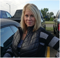 Sales Consultant Brittany Ricker in Sales at Eide Chrysler