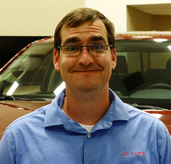 SALES CONSULTANT Jacob Thompson in Sales at Eide Chrysler