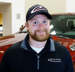 SALES CONSULTANT Brett Mayher in Sales at Eide Chrysler