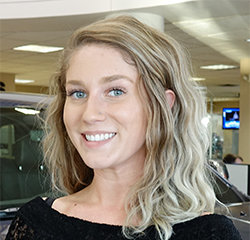 SALES CONSULTANT Katie Bieber in Sales at Eide Chrysler