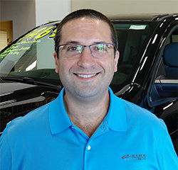 Sales Consultant Brian Howell in Sales at Eide Chrysler