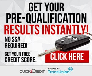 get pre-qualified instantly
