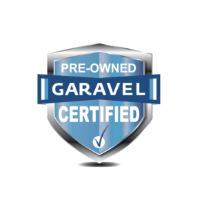 Garavel Pre-Owned Certified