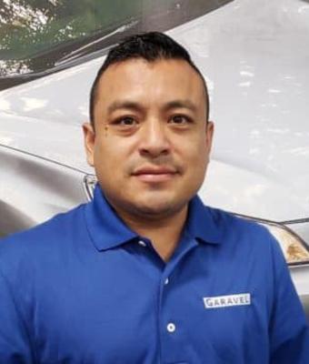 Parts Associate Marvin Lev-Gonzalez in Parts at Garavel Subaru