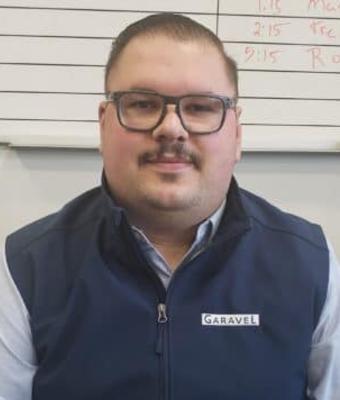 Service Advisor Bill Smoogen in Service at Garavel Subaru