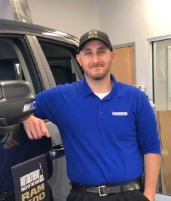 Director of Variable Operations Steve Goomrigian in Administration at Garavel Subaru