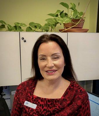 Business Development Manager Elena Aviles in Sales at Garavel Subaru