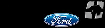 Ford car repair logo