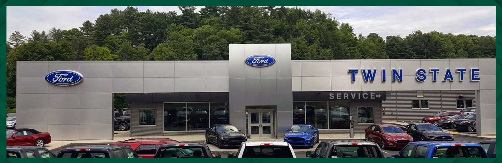 Ford dealer Burlington VT