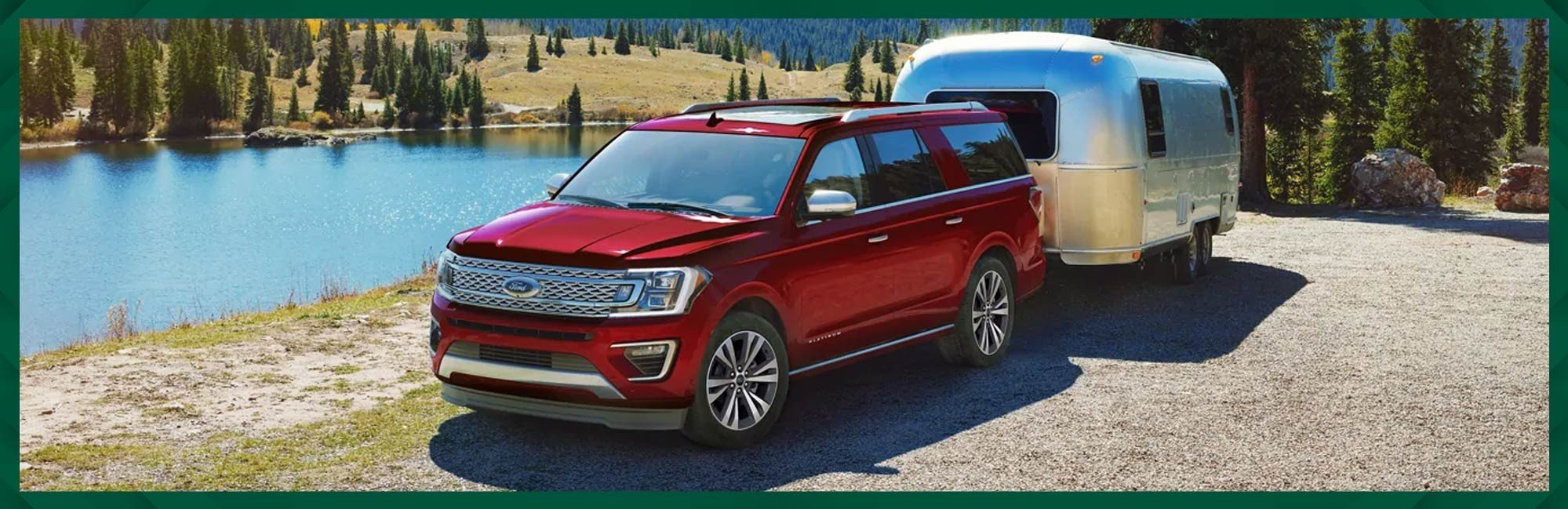 Ford Expedition towing specs