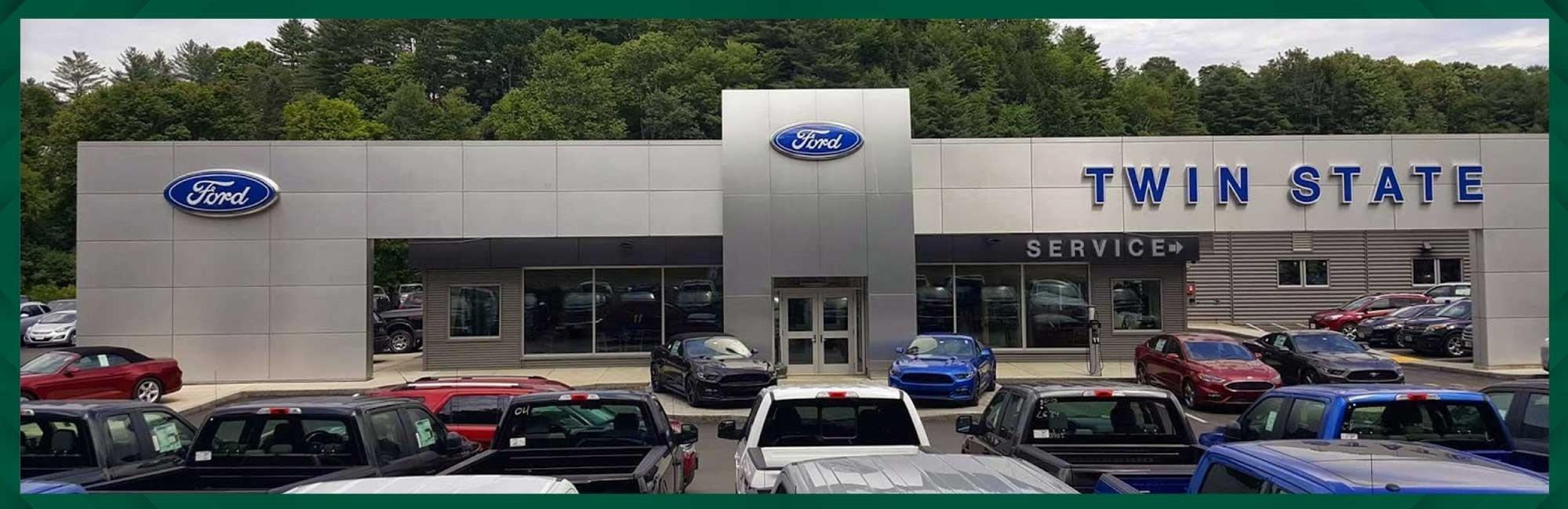Ford dealer near Montpelier Vermont