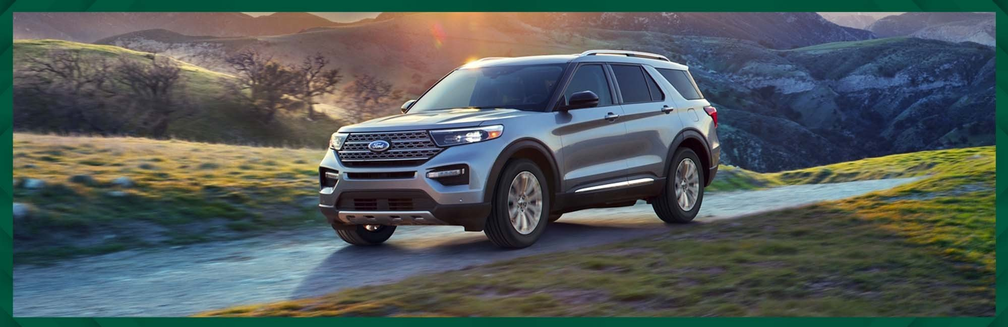Ford Explorer lease deals VT