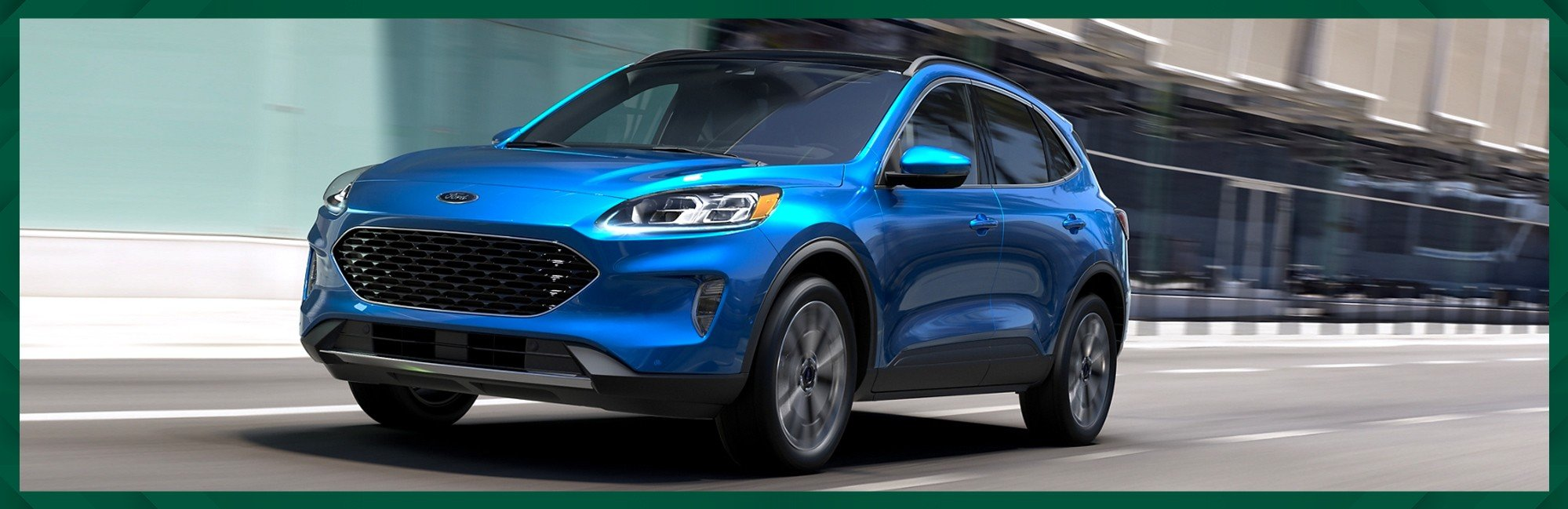 Ford Escape leasing