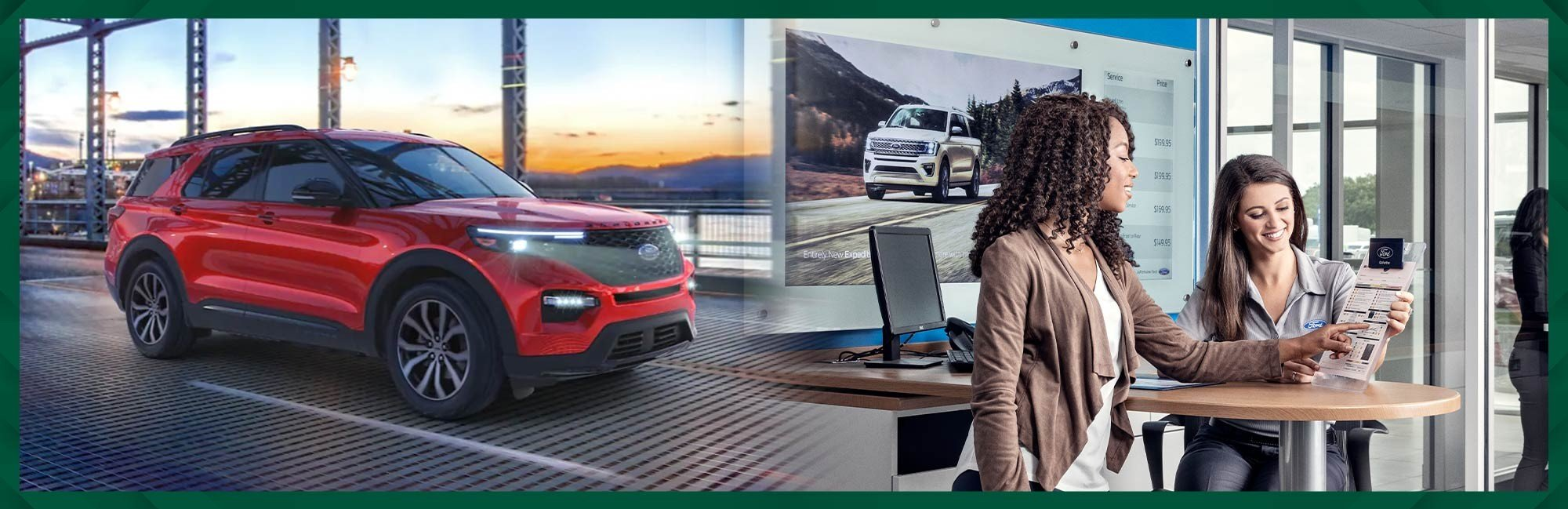 Ford lease offers center Vermont