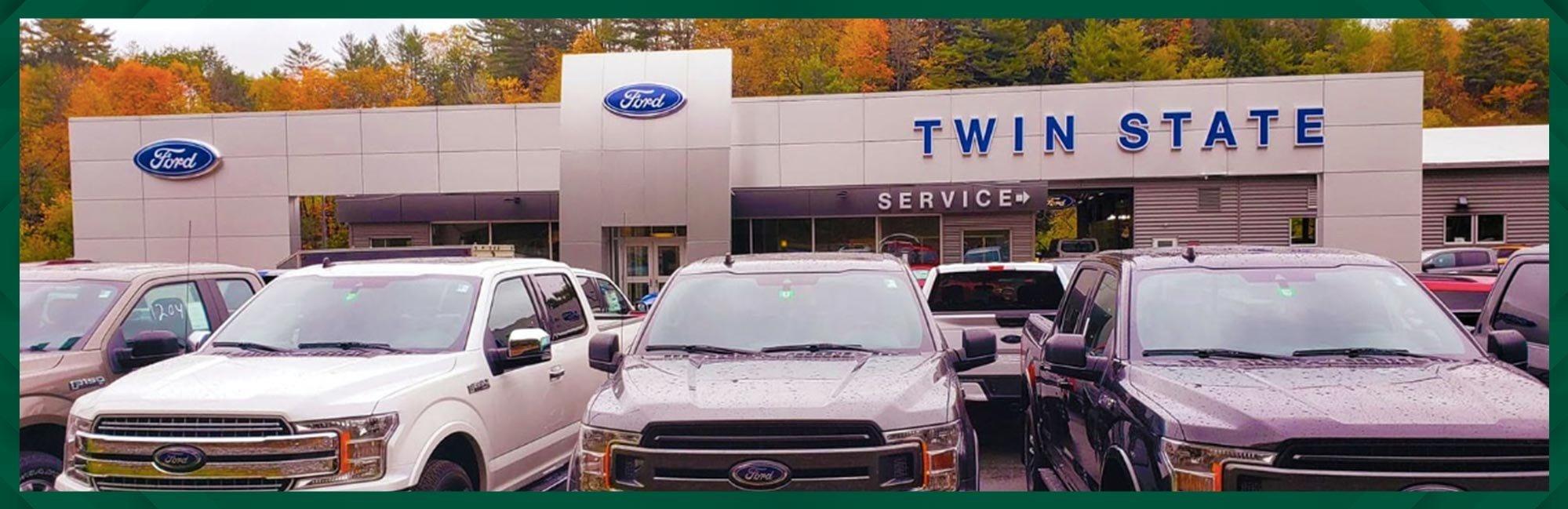 Ford dealer Lebanon NH