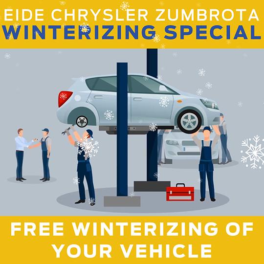 Eide Winterization Special