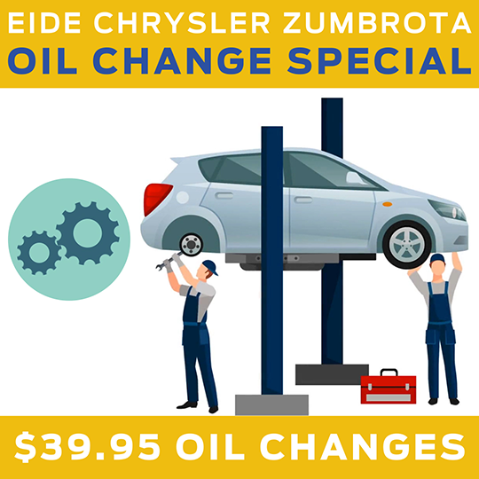 Eide Oil Change Special