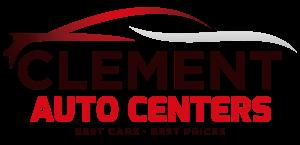 Clement Auto Centers Logo Main