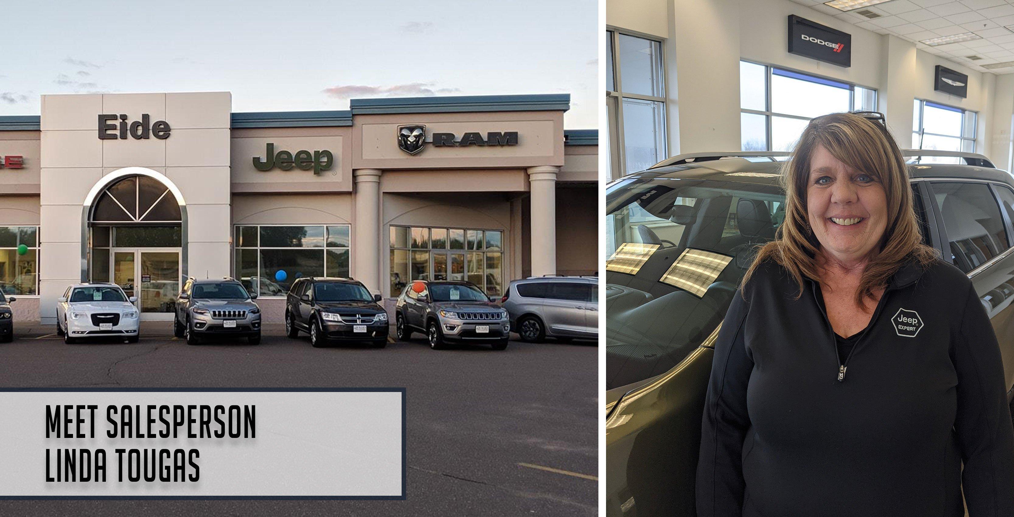 Meet Salesperson Linda Tougas