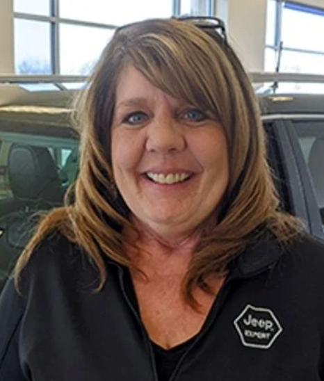 Sales Professional Linda in Pine City