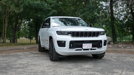 The new 2021 Jeep Grand Cherokee