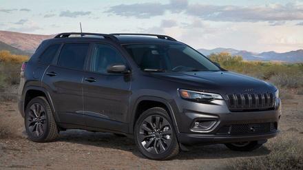 2021 Jeep Cherokee Anniversary Edition