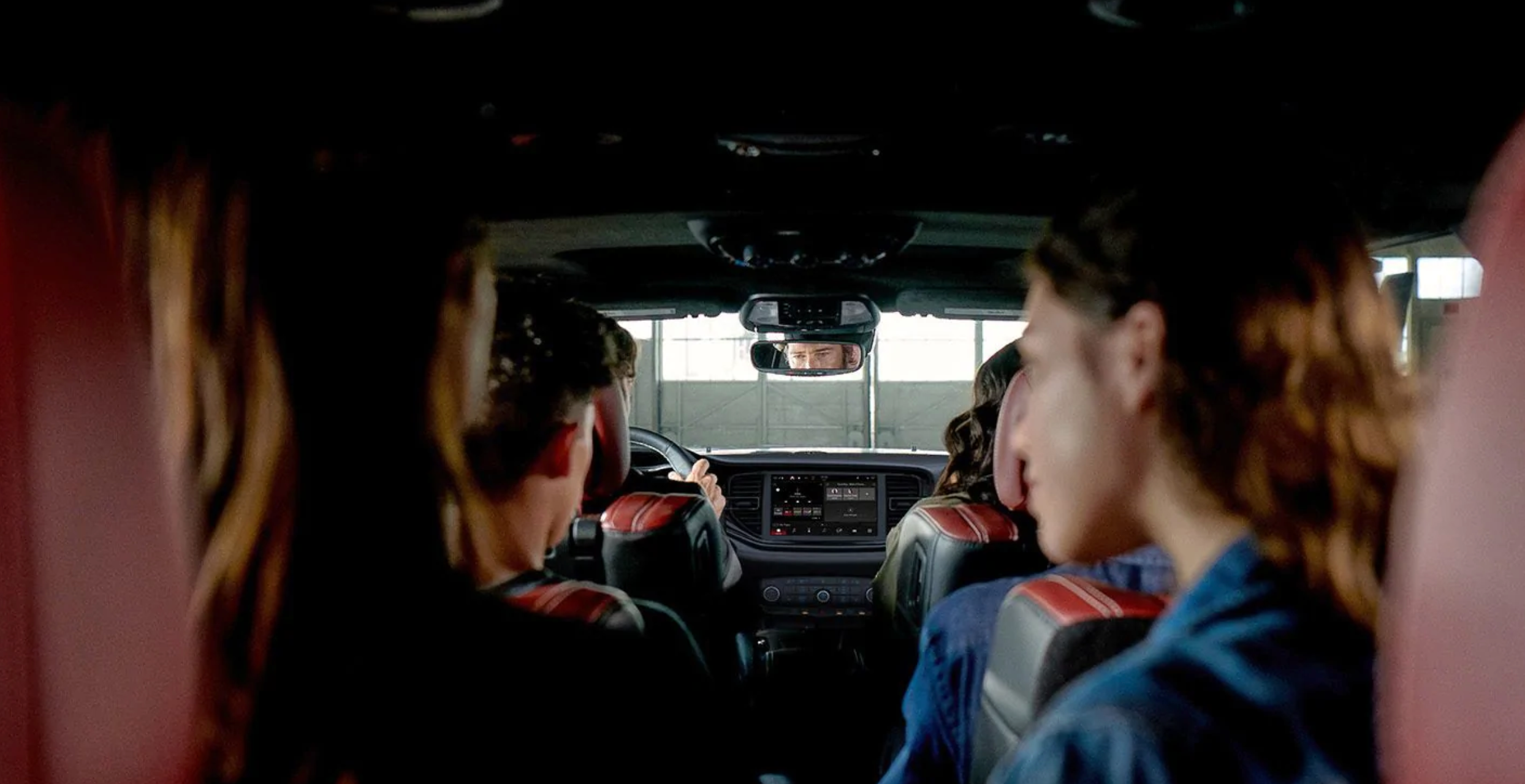 Comfort for all in the 2021 Dodge Durango