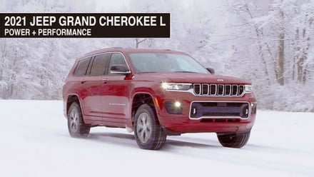 New 2021 Jeep Grand Cherokee L is here!