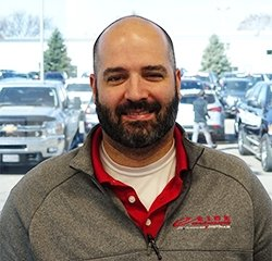 Sales Consultant Jason McGath in Sales at Eide Chrysler