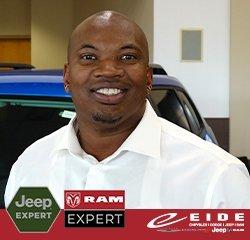 Internet Sales Specialist Randy Grayson in Sales at Eide Chrysler