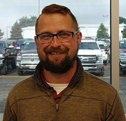 Sales Consultant Neil Breimeier in Sales at Eide Chrysler