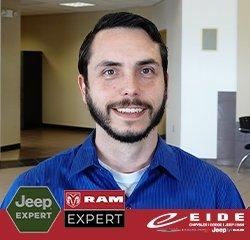 Internet Sales Specialist Chris Mckissor in Sales at Eide Chrysler